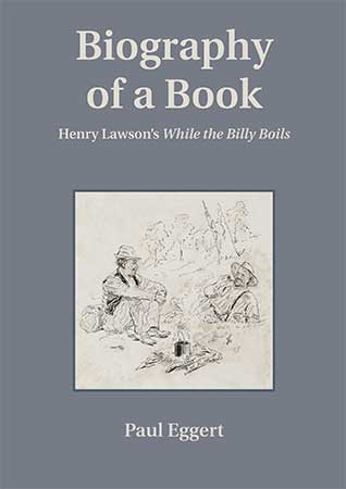 Biography of a Book: Henry Lawson's While the Billy Boils Cover
