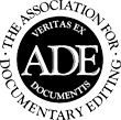 THE ASSOCIATION FOR DOCUMENTARY EDITING